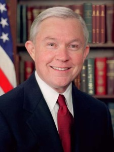Senator Jeff Sessions, R-AL